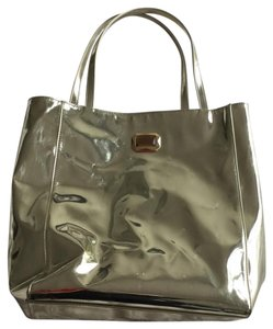 Ted Baker Tote in gold