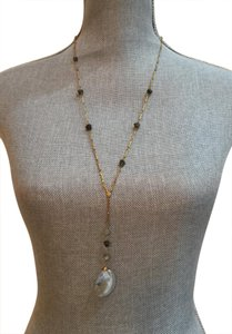Anthropologie Anthropologie Lariat Necklace
