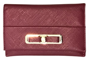Salvatore Ferragamo Salvatore Ferragamo Vara credit card case