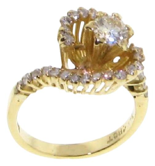 Preload https://img-static.tradesy.com/item/20872218/yellow-gold-diamonds-18k-25-center-310-carat-side-engagement-ring-0-1-540-540.jpg