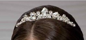 Bel Aire Bridal Bel Aire Bridal Headpiece Tiara Style 983