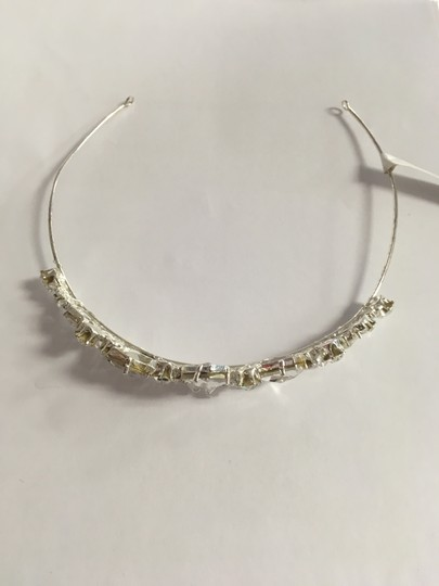 Bel Aire Bridal Headpiece Tiara Style 983 Hair Accessory Image 3