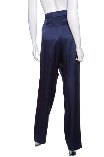 Chloé Athletic Pants Navy Image 2