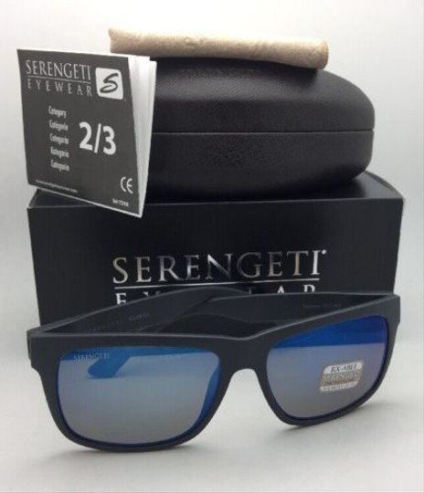 Serengeti SERENGETI PHOTOCHROMIC POLARIZED Sunglasses POSITANO 8372 PKT Grey w/M Image 2
