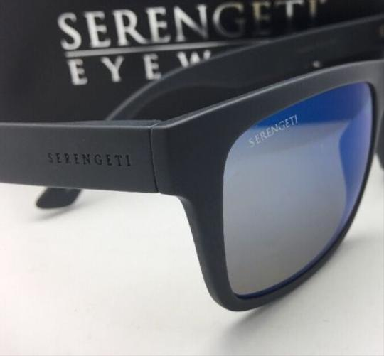 Serengeti SERENGETI PHOTOCHROMIC POLARIZED Sunglasses POSITANO 8372 PKT Grey w/M Image 5