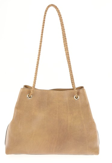 Gucci Calfskin Leather Gifford Tote in Brown Image 2