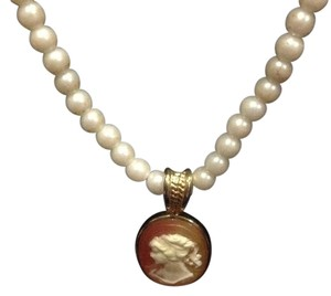 Other antique cameo pearls