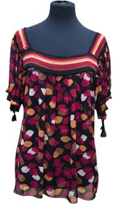 ECI New York Top multi colored