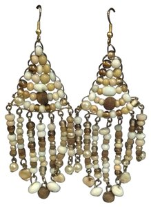 Other pearl and bead chandelier earrings