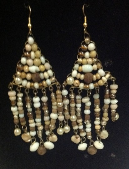 Other pearl and bead chandelier earrings Image 1