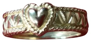 Judith Ripka Heart Ring