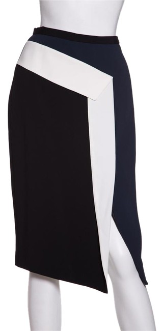 Preload https://img-static.tradesy.com/item/20873197/peter-pilotto-black-and-navy-woven-color-block-size-10-m-31-0-1-650-650.jpg