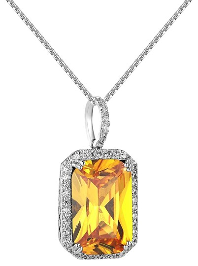 Preload https://img-static.tradesy.com/item/20873345/iced-out-solitaire-canary-ruby-cz-pendant-12-mini-lab-diamonds-white-charm-0-1-540-540.jpg