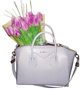 Givenchy Tote in Pearl Gray