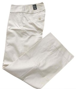 The Limited Wide Leg Pants Off-White, light cream