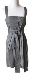 Theory short dress grey on Tradesy