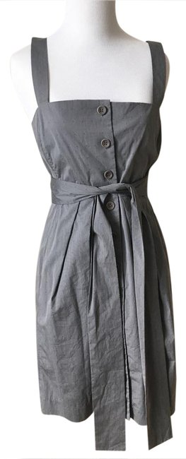 Preload https://img-static.tradesy.com/item/20873484/theory-grey-cotton-button-down-mid-length-short-casual-dress-size-2-xs-0-1-650-650.jpg