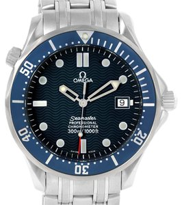 Omega Omega Seamaster 300M Blue Dial Automatic Mens Watch 2531.80.00