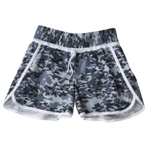 Champion C9 Running Yoga Workout Shorts Blue camo