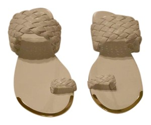 Braccialini Lovely Design Made In Italy Bianco Sandals