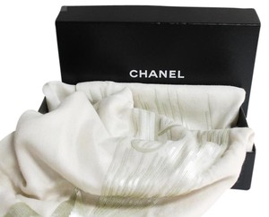 Chanel Cashmere & Silk Sequin Shooting Star Scarf