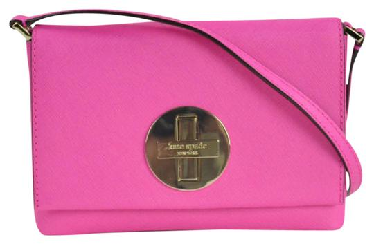Preload https://img-static.tradesy.com/item/20873860/kate-spade-sally-newbury-lane-hot-pink-leather-cross-body-bag-0-8-540-540.jpg