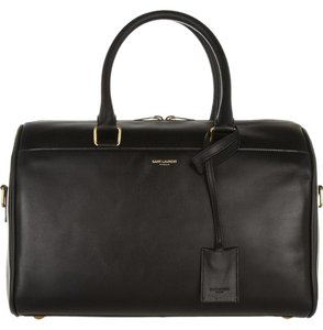 Saint Laurent Ysl Classic Duffle 6 Shoulder Bag