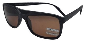 Serengeti SERENGETI PHOTOCHROMIC POLARIZED Sunglasses RENZO 8624 POT Black Frame