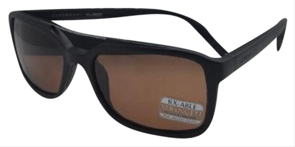 6b353f67aa7a Serengeti SERENGETI PHOTOCHROMIC POLARIZED Sunglasses RENZO 8624 POT Black  Frame Image 0 ...
