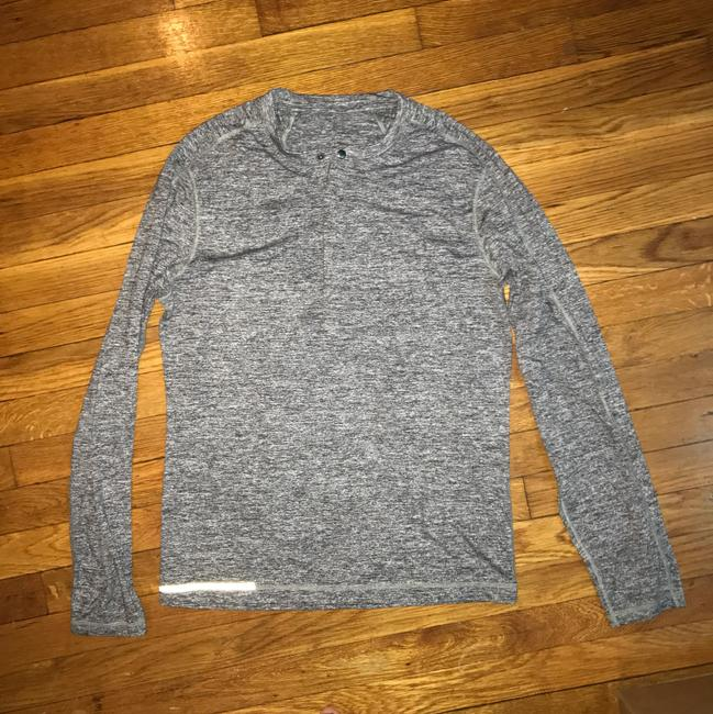 Lululemon Vent Tech Button Up Henley Pullover Image 1