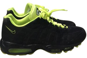 Nike Black/Neon Green Athletic
