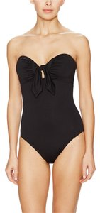 Rachel Pally MADE USA Karlie Maillot One-Piece Swimsuit BLACK SMALL ORIG $176