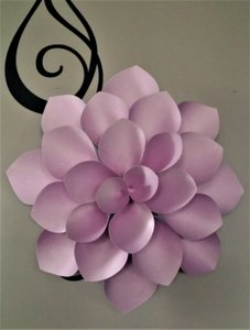 Wedding Flower Wall Decor