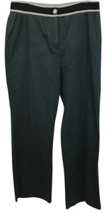 St. John Sport by Marie Gray Black Pants