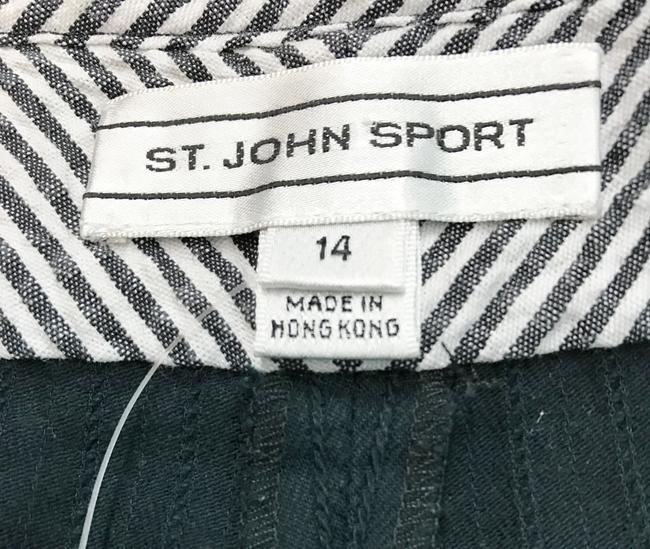St. John Sport by Marie Gray Black Pants Image 4
