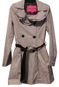 Betsey Johnson Trench Coat