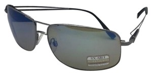 Serengeti SERENGETI PHOTOCHROMIC POLARIZED Sunglasses Sassari 8596 Gunmetal+Blue