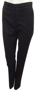 Vertigo Spandex Straight Pants Black
