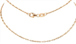 Other 14K Rose Gold Chain 16 Inches