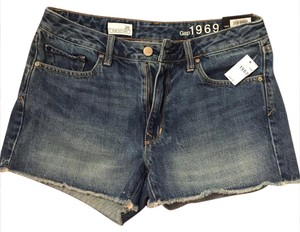 Gap Cut Off Shorts denim