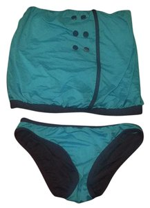 Marc by Marc Jacobs Dark Aqua Tankini