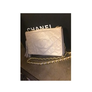 Chanel Nude Clutch
