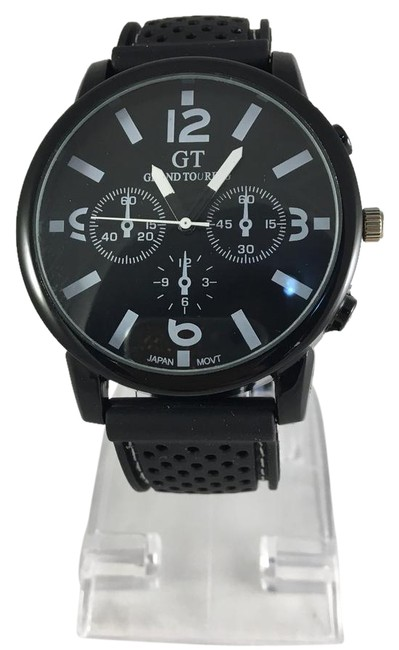 Black 3858 Watch Black 3858 Watch Image 1