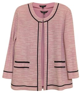 Misook Pink 3 Piece Knit Suit