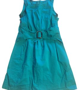 Maurices short dress Turquoise on Tradesy