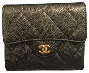 Chanel BN Chanel Classic Flap/Trifold Wallet