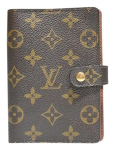 Louis Vuitton Louis Vuitton Agenda PM LV Monogram Organizer Notebook