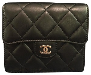 Chanel BN Chanel Classic Flap Trifold Wallet