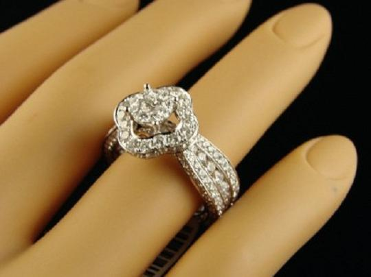Other 14K Lady Eternity Bridal Engagement Diamond Ring 4.0 Ct Image 1