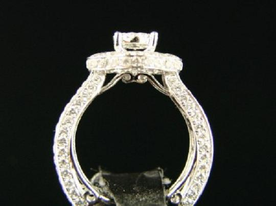 Other 14K Lady Eternity Bridal Engagement Diamond Ring 4.0 Ct Image 2